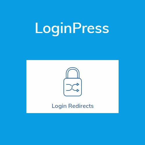 LoginPress Login Redirect